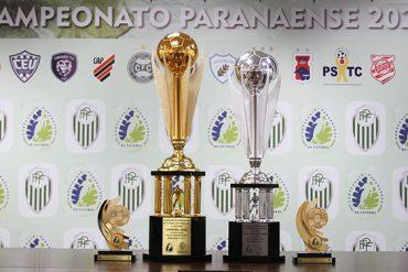 Final: Federação apresenta troféus aos finalistas