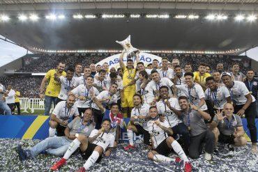 Futebol: 10 curiosidades sobre a estreia do Corinthians no Brasileirão
