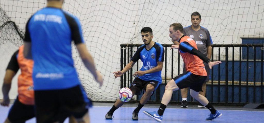 Futsal: Pato apresenta duas contratações