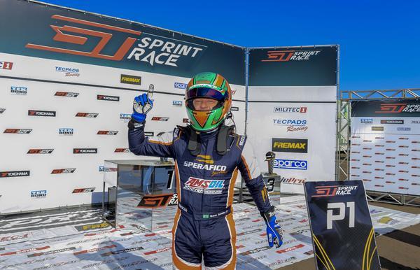 SprintRace: Sperafico vence prova em Cascavel