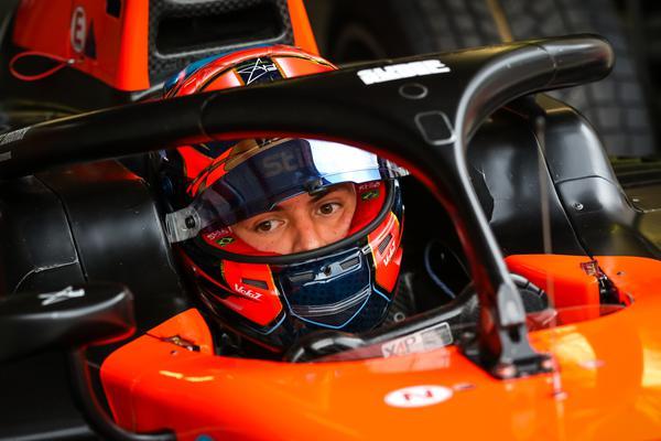 Fórmula 2: Drugovich tem final de semana ruim
