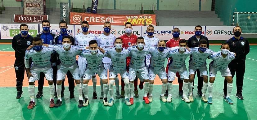 Futsal: Ampere recupera com vitória sobre ACEL
