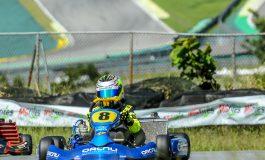 Kart: Ibiapina disputa rodada tripla em Interlagos