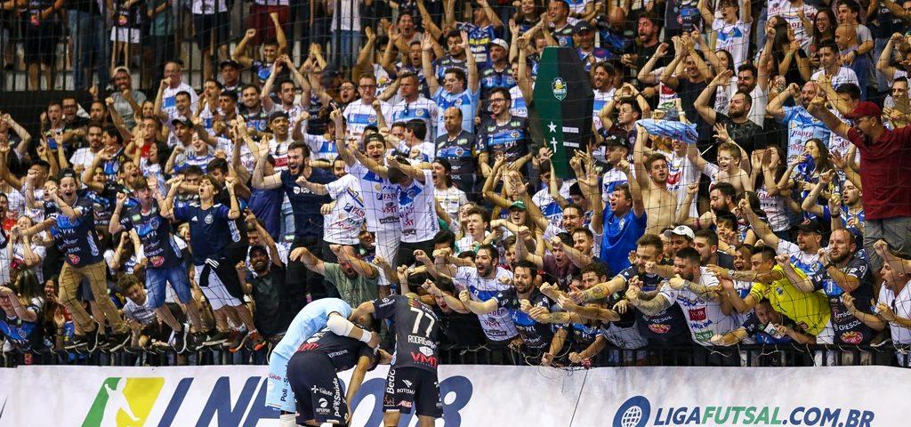 Futsal: Pato celebra 10 anos de projeto vencedor