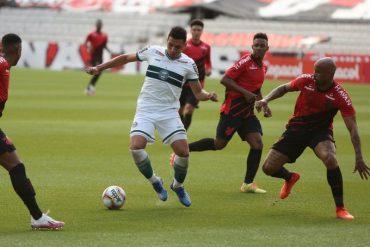 Futebol: Athletico bate o Coxa com gol no último minuto