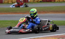 Kart: Firás Fahs não consegue bons resultados no Open