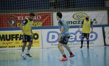Futsal: estado proíbe jogo com público em Cascavel