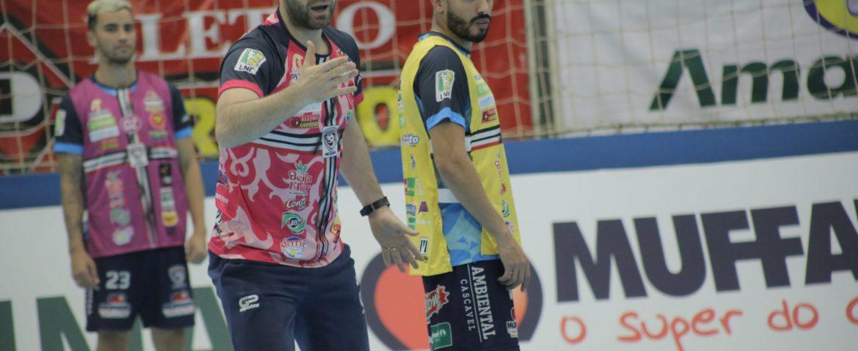 Liga Futsal: Marreco recebe o Cascavel nesta segunda