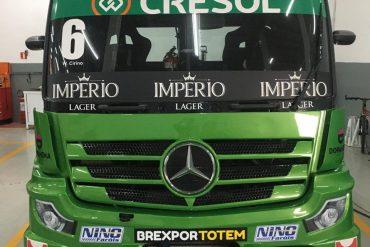 Copa Truck: Cirino vai com novo visual para Goiânia