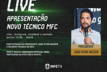 Futebol: Maringá vai anunciar novo técnico