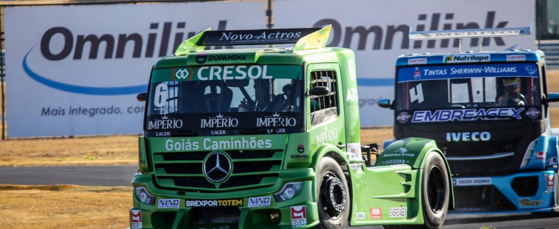 Copa Truck: corrida acidentada muda disputar pelo título