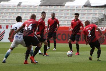 Final: Athletico tem mais um caso de Covid