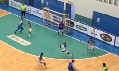 Futsal: Umuarama estreia com vitória em Marechal