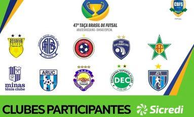 Futsal: Taça Brasil terá o Foz como representante do Paraná