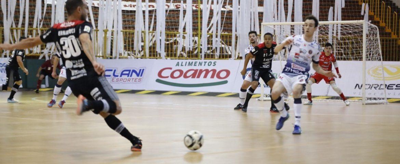 LNF: Campo Mourão fica no empate em casa