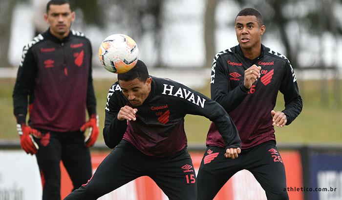 Libertadores: Athletico quase pronto