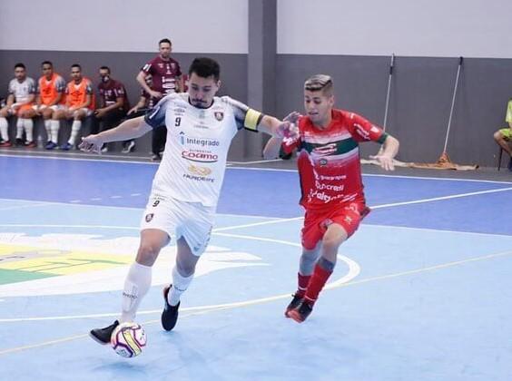 Futsal: Campo Mourão estreia com vitória na Série Ouro