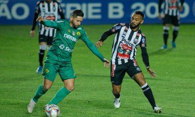 SérieB: Operário fica no empate com o Cuiabá