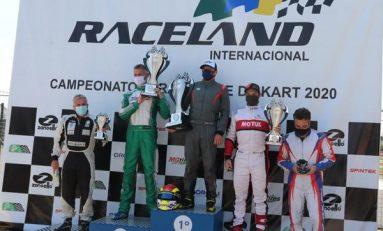 Kart: Paraná já tem seus campeões 2020