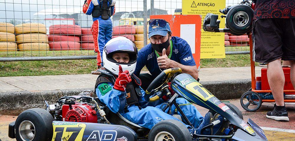 Kart: Biel Daum estreia no Sul-Brasileiro