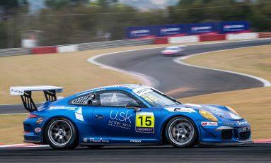 Porsche: jornada tripla para Léo Sanchez em Interlagos