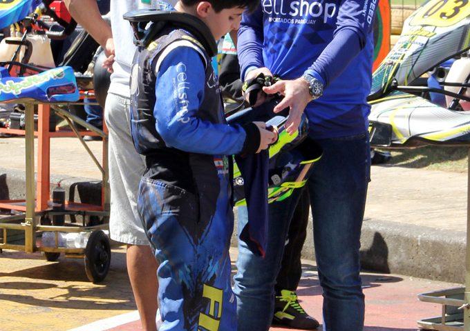 Kart: Firás Fahs testa novos ajustes no Sul Brasileiro