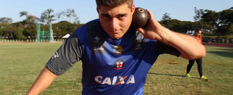 Londrina investe no para-atletismo