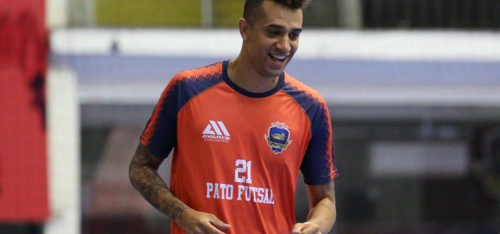 Futsal: Neguinho volta ao Pato