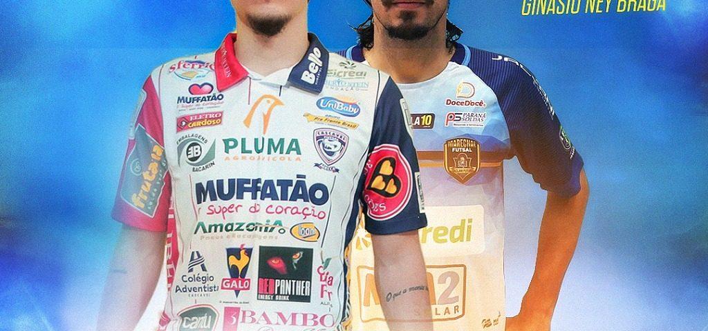 Futsal: Liga Paraná será iniciada nesta quinta-feira
