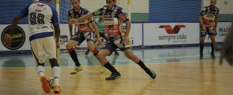 Futsal: Cascavel vence o Marechal na estreia da LFP