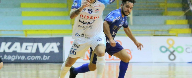 Futsal: Foz bate o Palmas pelo estadual
