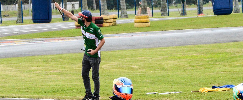Kart: Guki Toniolo é campeão no Beto Carrero