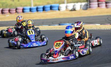 Kart: Guki celebra resultados no SpeedPark