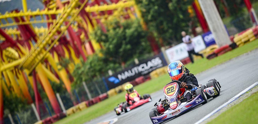 Kart: Guki Toniolo celebra Top 6 no Sul-Brasileiro