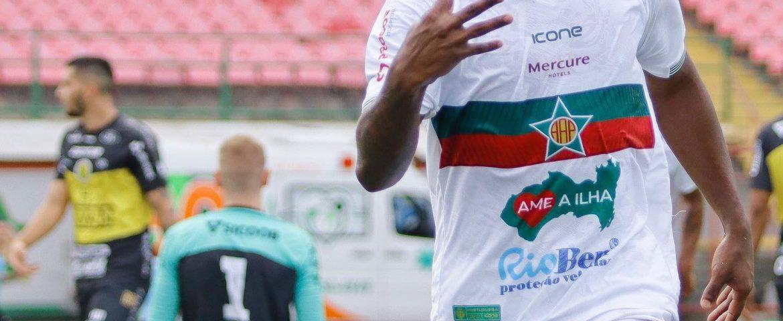 Série D: FCC perde para a Portuguesa e embola grupo