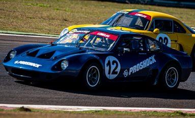 Gold Classic terá mais de 50 carros em Curitiba