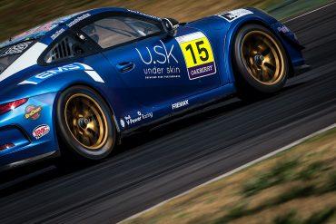 Porsche: Léo Sanchez acelera pelo vice