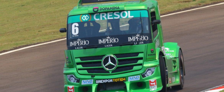 Copa Truck: Cirino é o mais rápido no primeiro dia em Cascavel