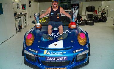 Porsche: Léo Sanchez vence e faz duplo pódio em São Paulo
