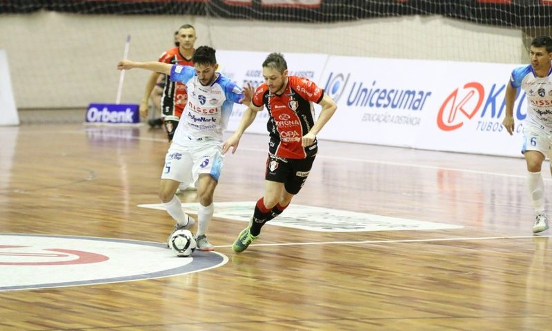 LNF: Foz arranca empate em Joinville