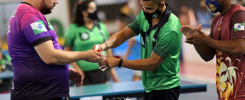 Tênis de Mesa: Federação celebra retomada do estadual
