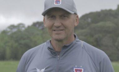 Paraná confirma novo treinador