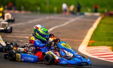 Kart: Firás Fahs estreia na Junior Menor do Brasileiro