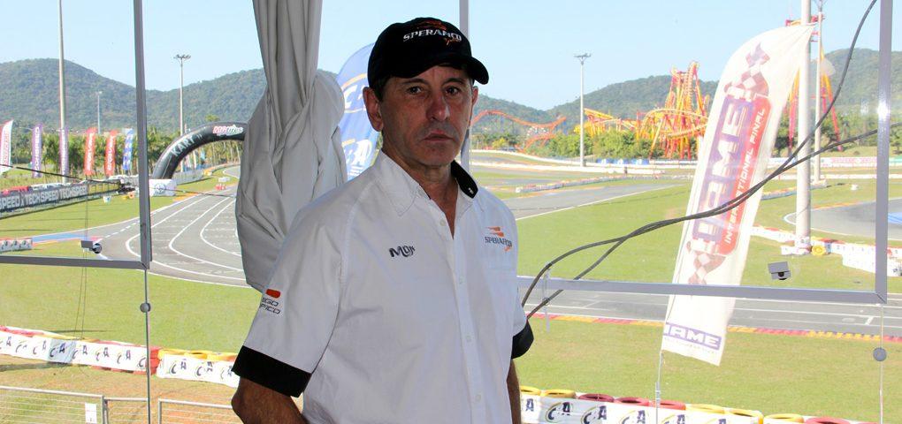 CBA: Sperafico oficializa candidatura com Beto Pontes como vice