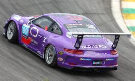 Casagrande domina a sexta da Porsche em Interlagos