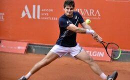 Tênis: derrota encerra temporada de Wild