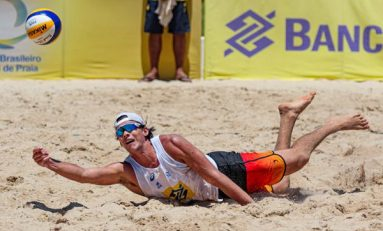 Praia: Saquarema recebe Circuito Nacional