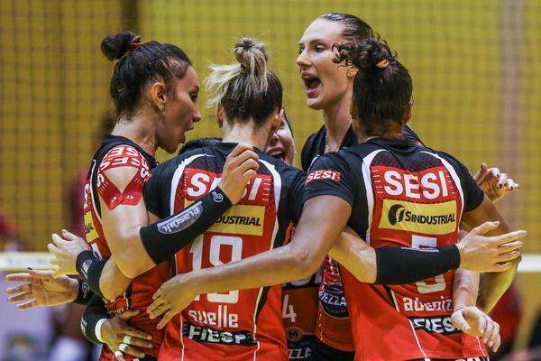 Superliga: São José tenta reabilitação em Bauru