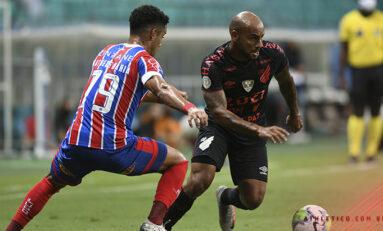 Athletico perde na Bahia em dia apático