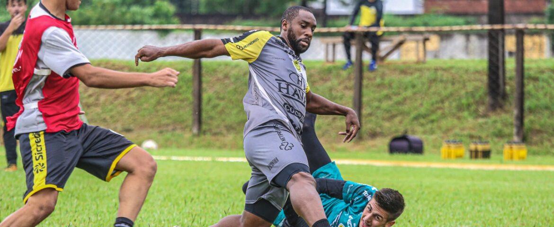 FC Cascavel em ritmo de pré-temporada